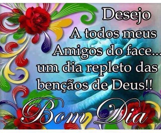 bençãos de Deus